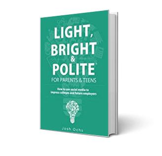 Light, Bright & Polite book cover