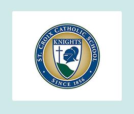 St. Croix Catholic School logo