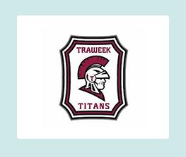 Traweek Titans logo