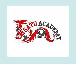 Sato Academy logo