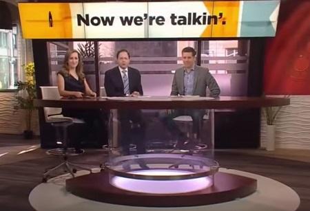 Josh Ochs on the News