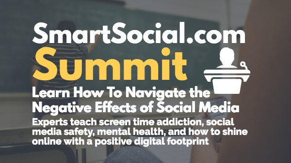 Smart Social Summit: Lean how to navigate the negative effects of social media