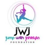 jump with jah'kiyla foundation logo