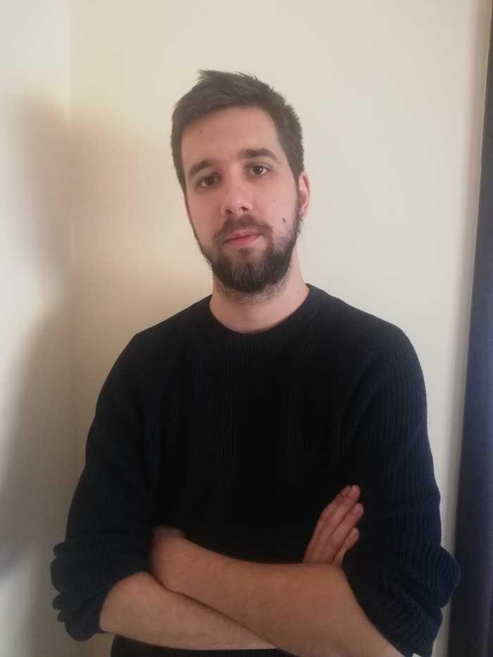 Headshot of Luka Arezina