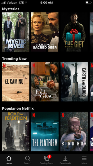 Netflix App Guide by SmartSocial