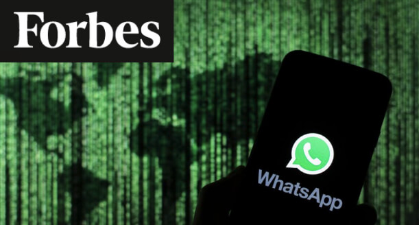 Forbes Article on WhatsApp