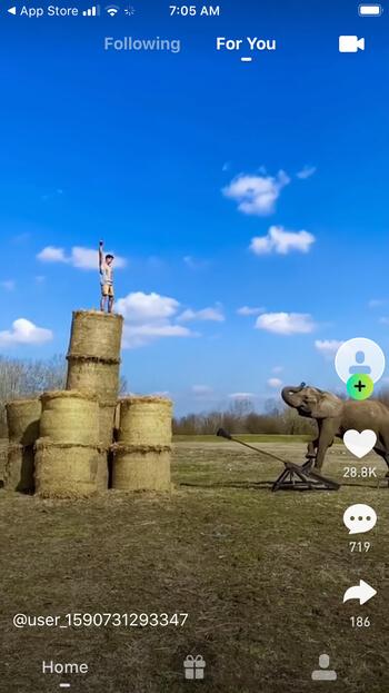 Zynn App Video screenshot