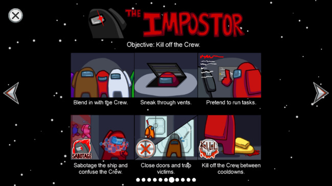 The Imposter Among Us App