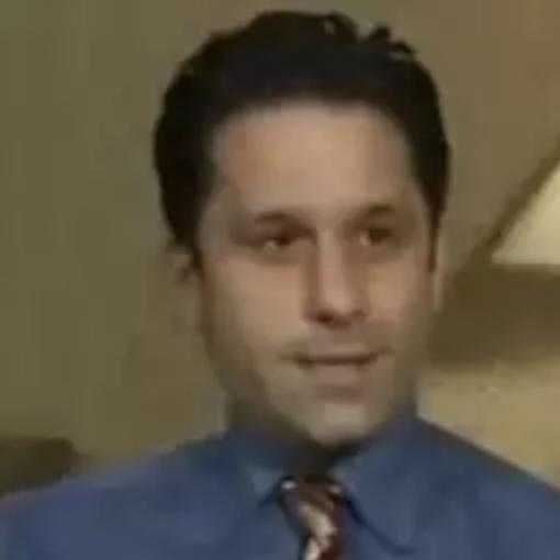 David Resicher headshot
