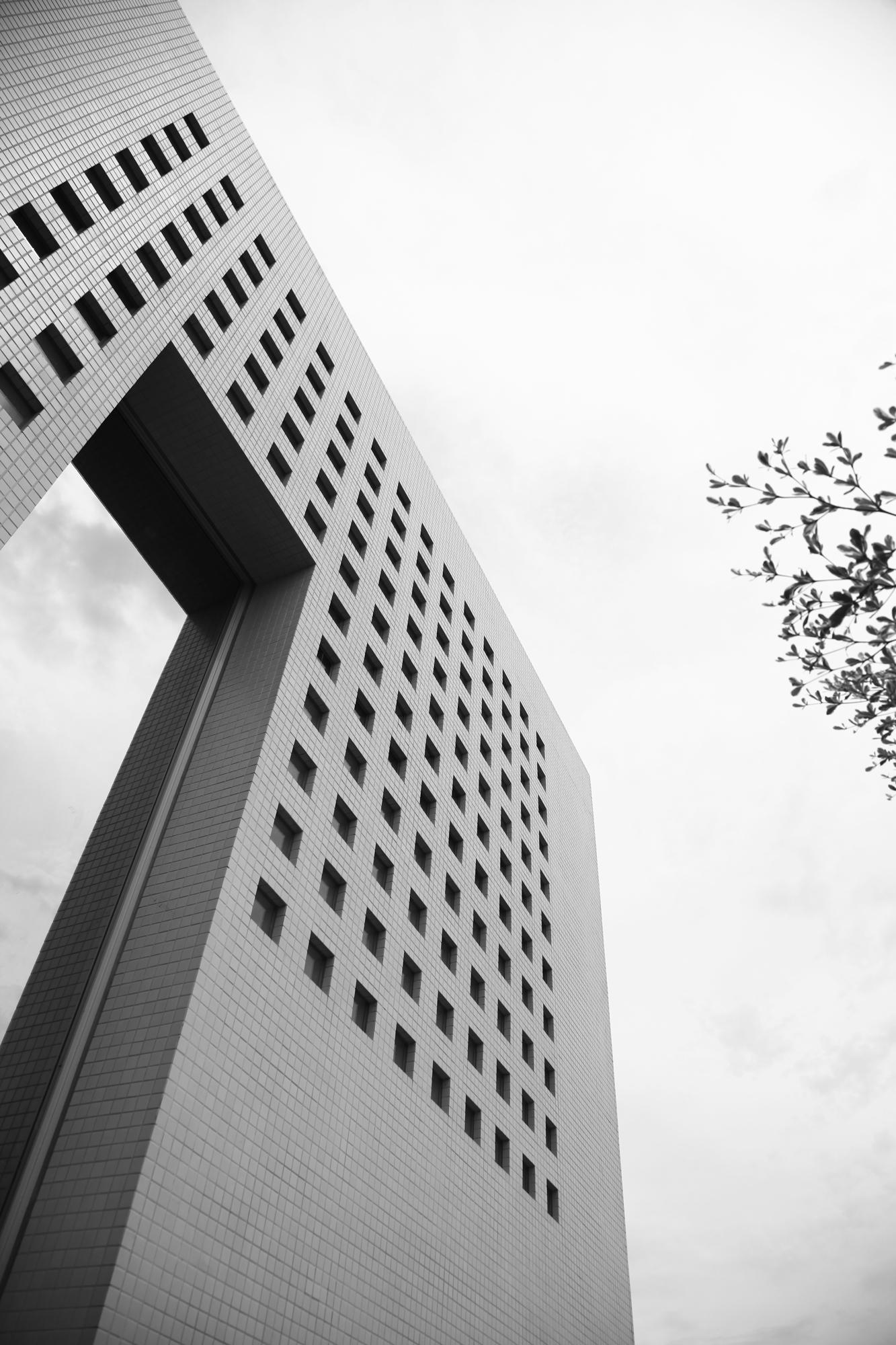 竹北惠友遠見大樓外觀