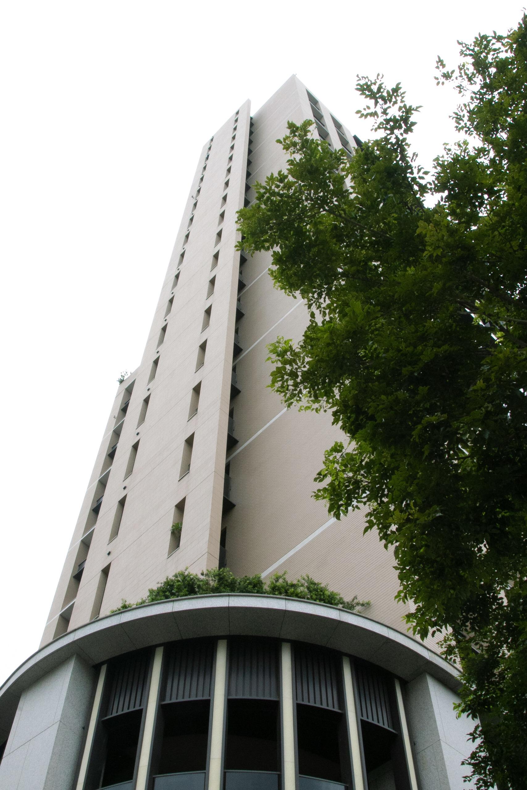 竹北惠友紳大樓外觀