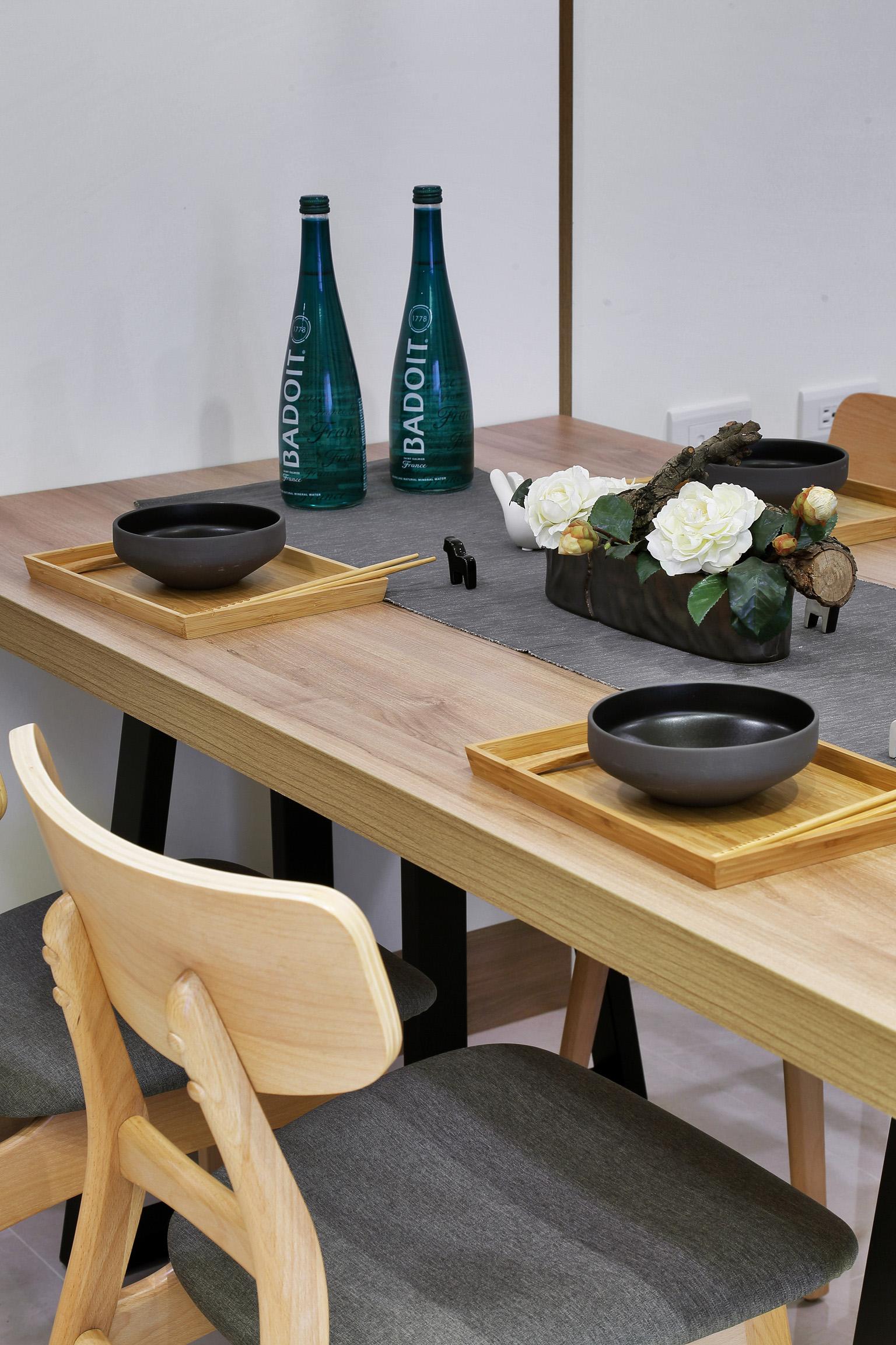 林口惠友新捷境室內空間餐廳