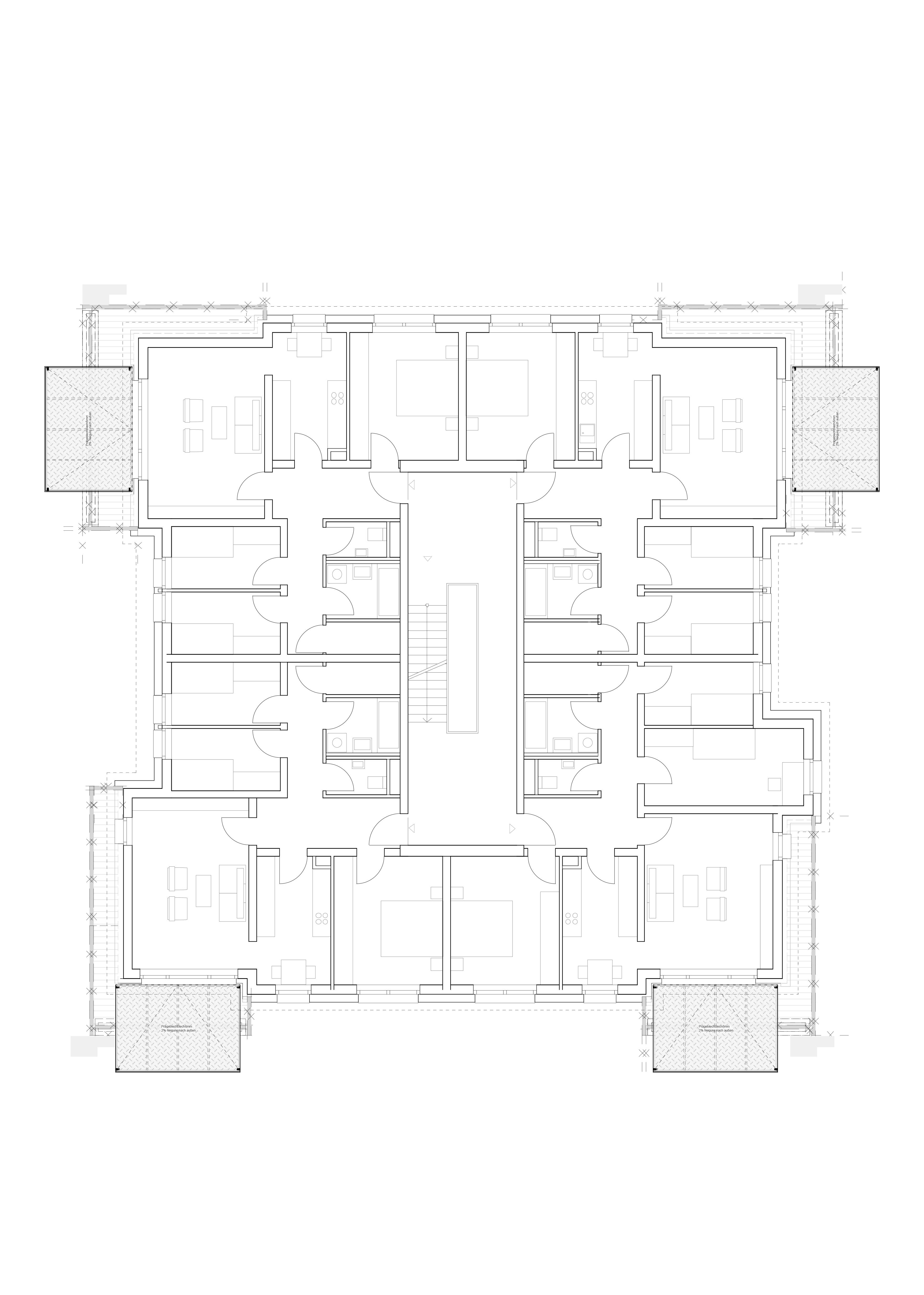Haus 03 - Regelgeschoß