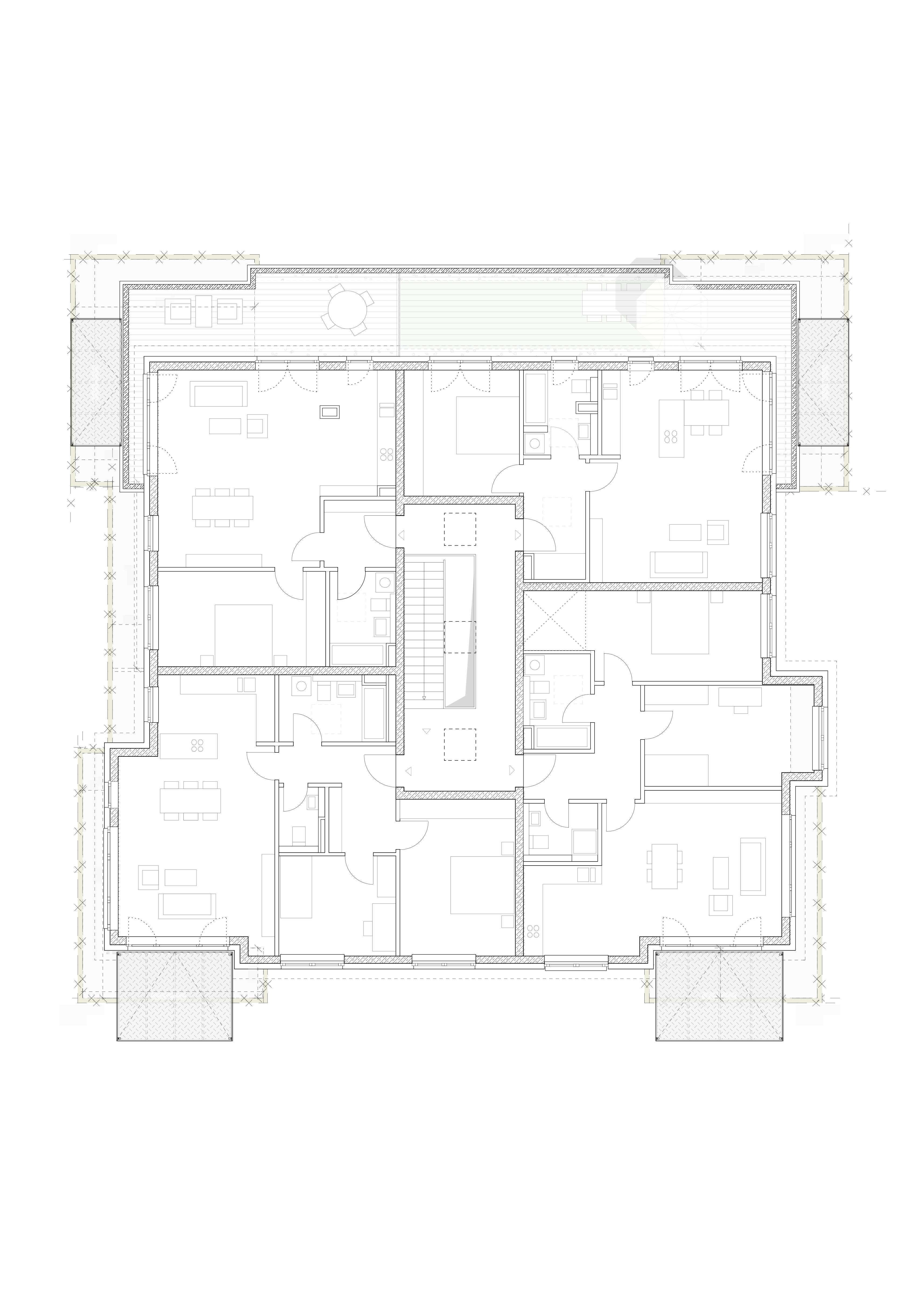 Haus 05 - Regelgeschoß
