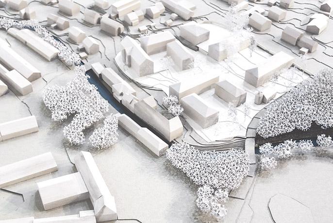 Architektur model