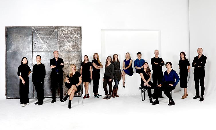 Büscher Architekten Büro Gruppenfoto