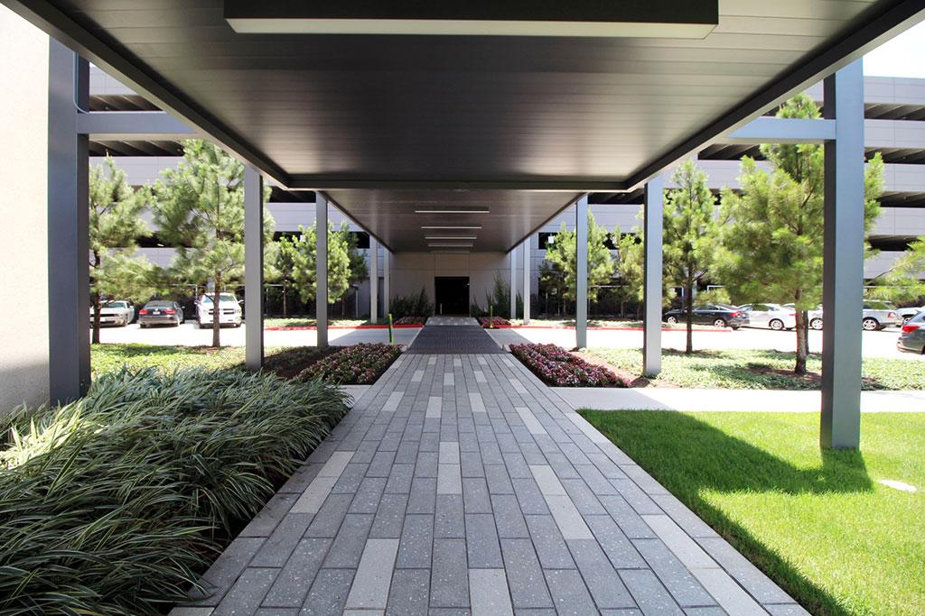 aluminum walkway cover