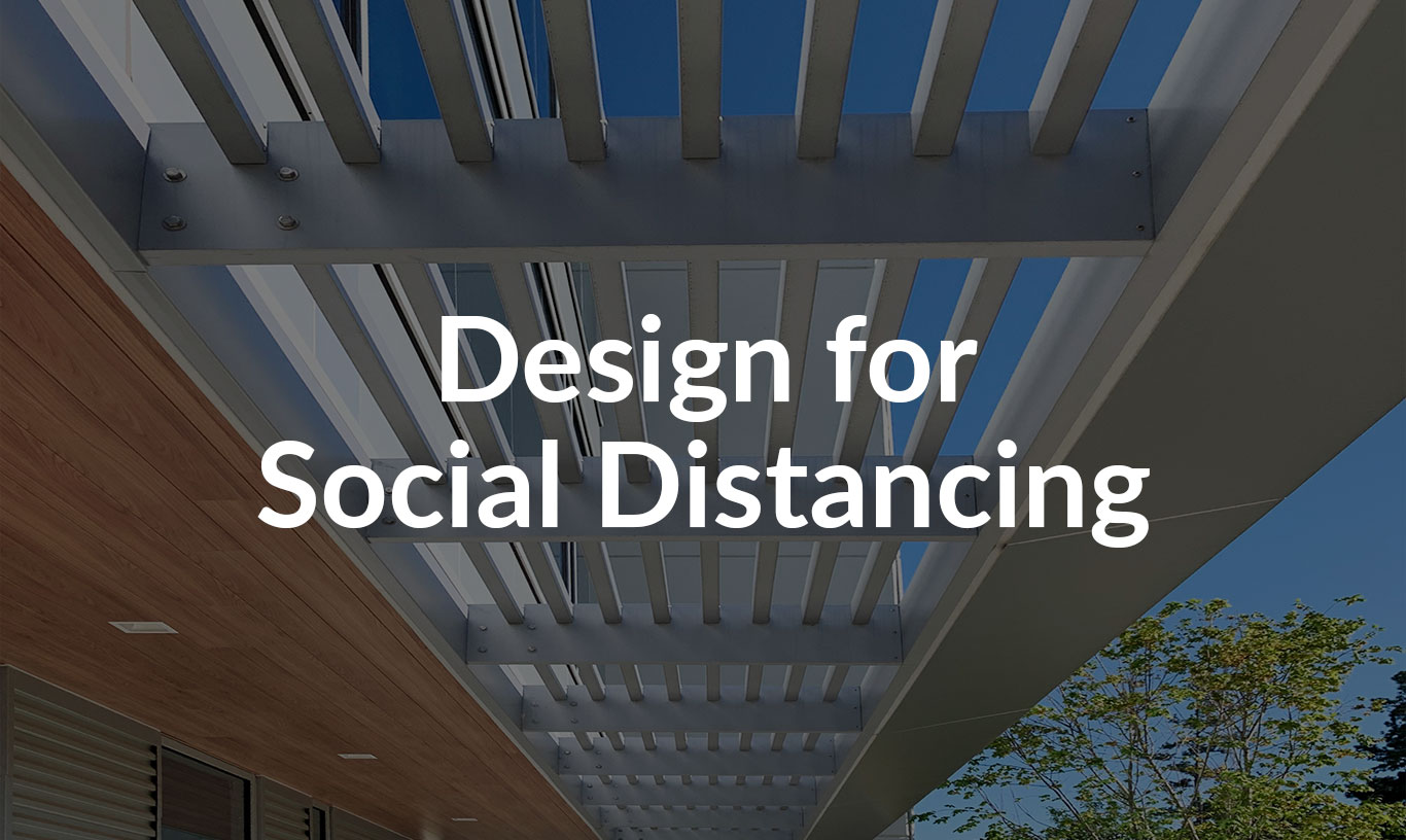 Designing for New Social Needs and Social Distancing