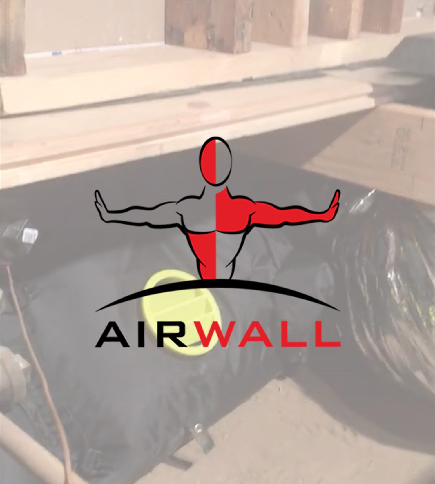 AIRWALL in a Crawlspace