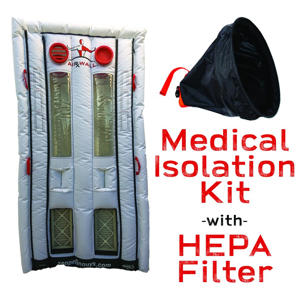 Medical Isolation Kit