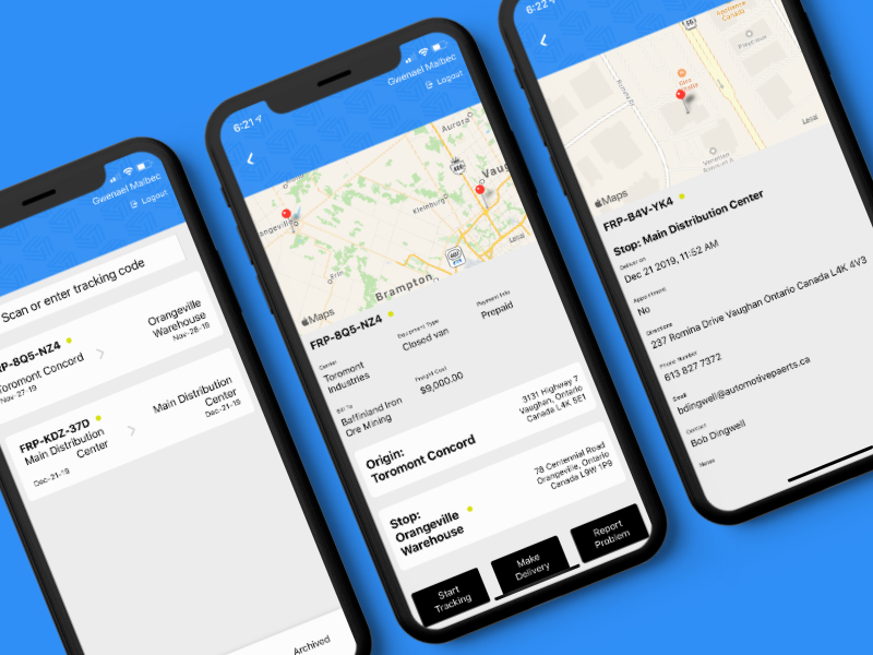Introducing the New Mobile Driver App
