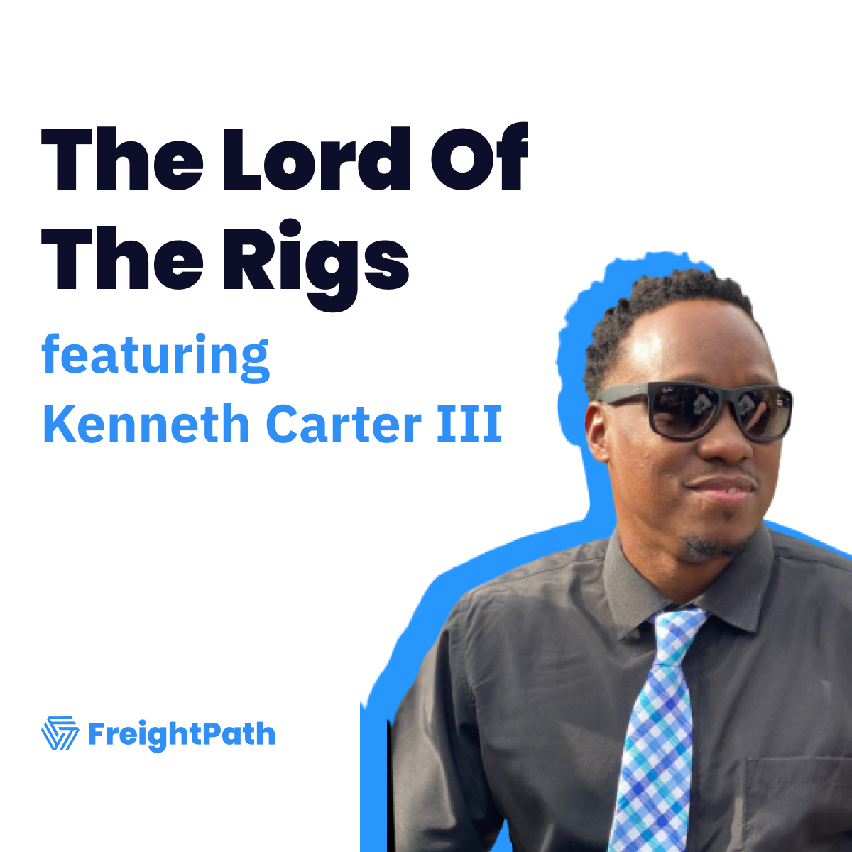 Finding the Winning Motivation and Drive in Logistics and Life with Kenneth Carter III
