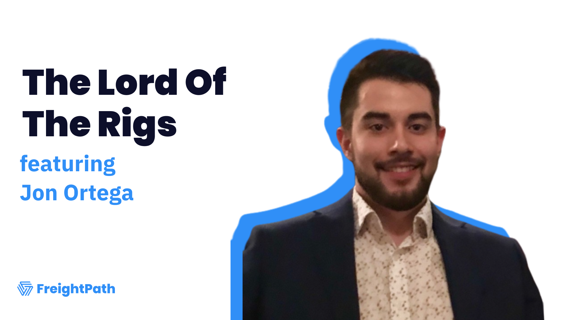 Founder and CEO of JOS Group Jon Ortega On How He Brings Multi-faceted Transparency To Logistics