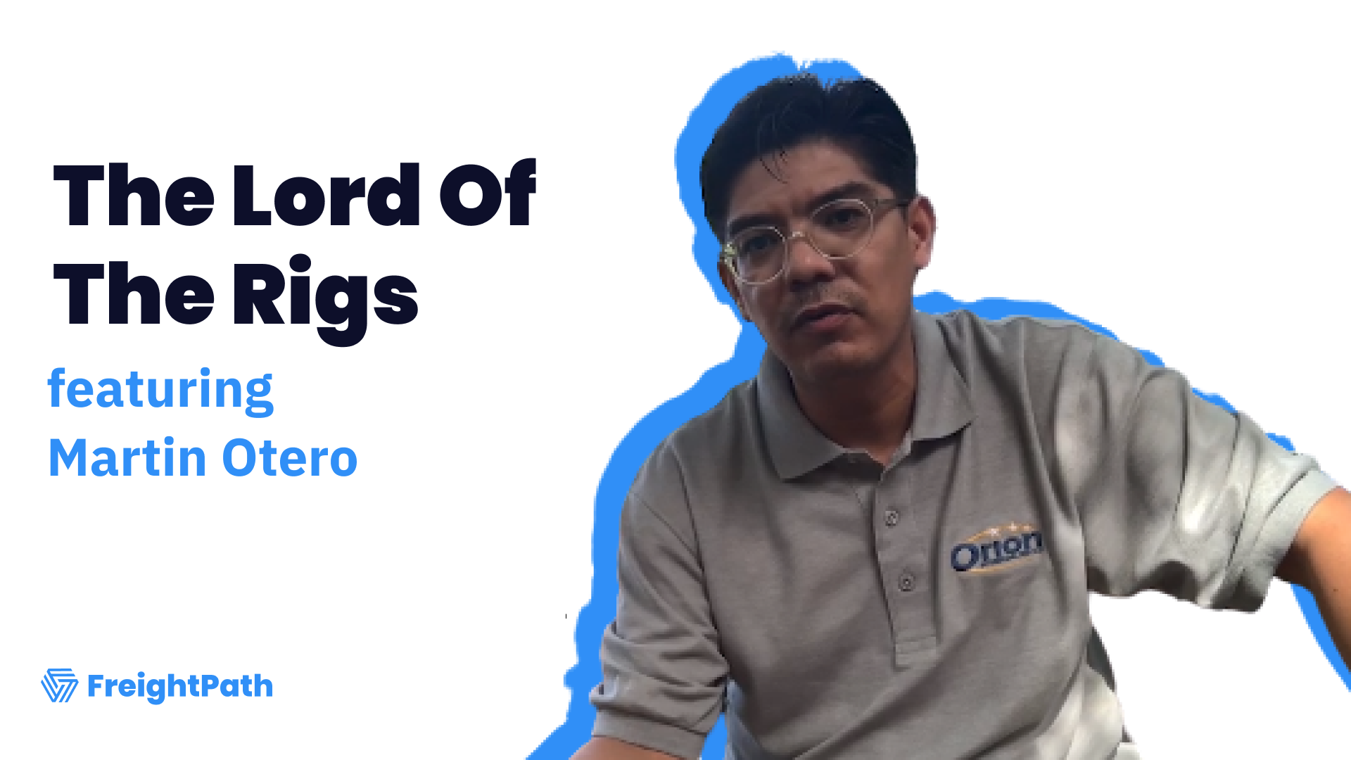 """Martin Otero from Steadfast Warehousing Discusses Why You Never Say The Phrase """"Where's My Truck"""""""