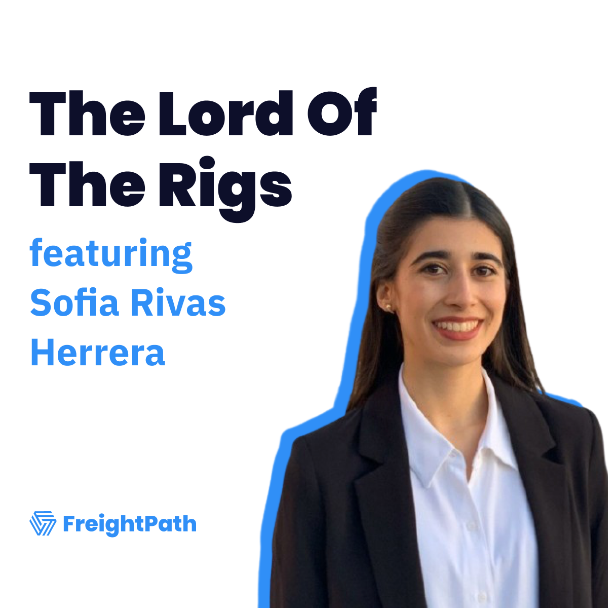 How To Approach Data and Automation in the Transportation Industry with Sofia Rivas Herrera