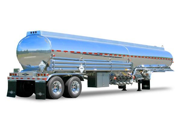 Standard Tanker Trailer