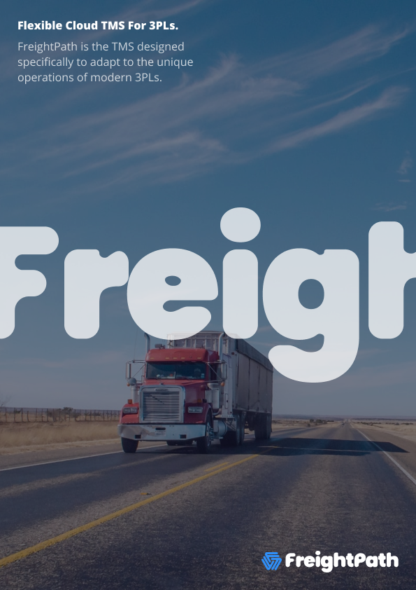FreightPath Info Package For 3PLs