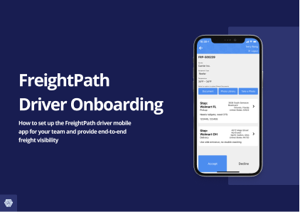 Driver Onboarding Package