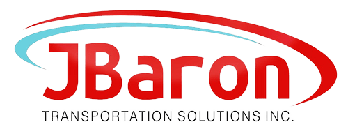 JBaron Trucking Logo