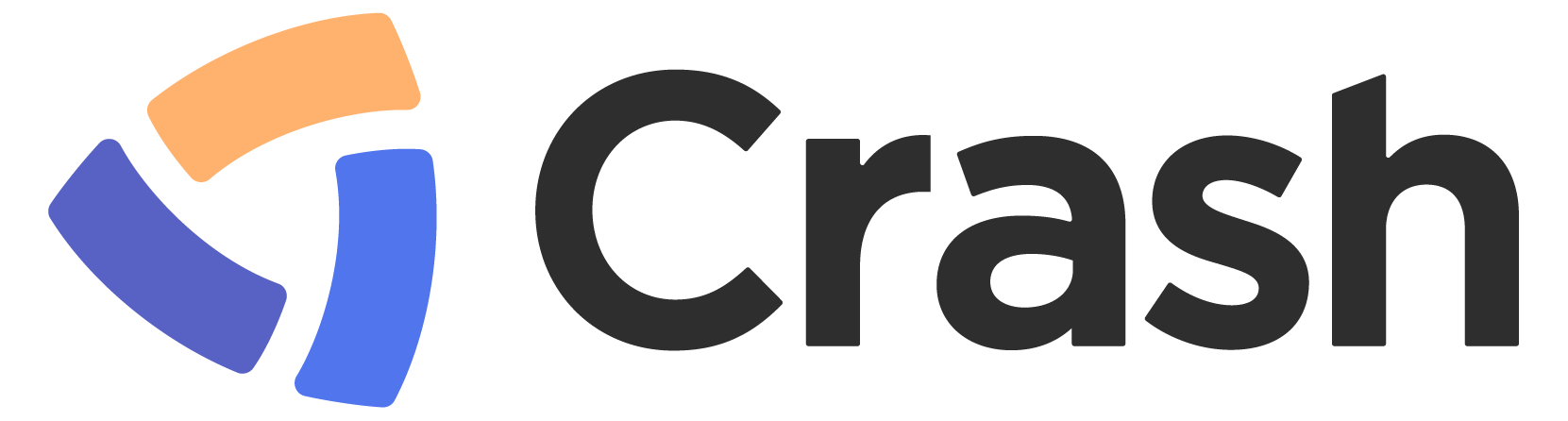Career Crash logo horizontal