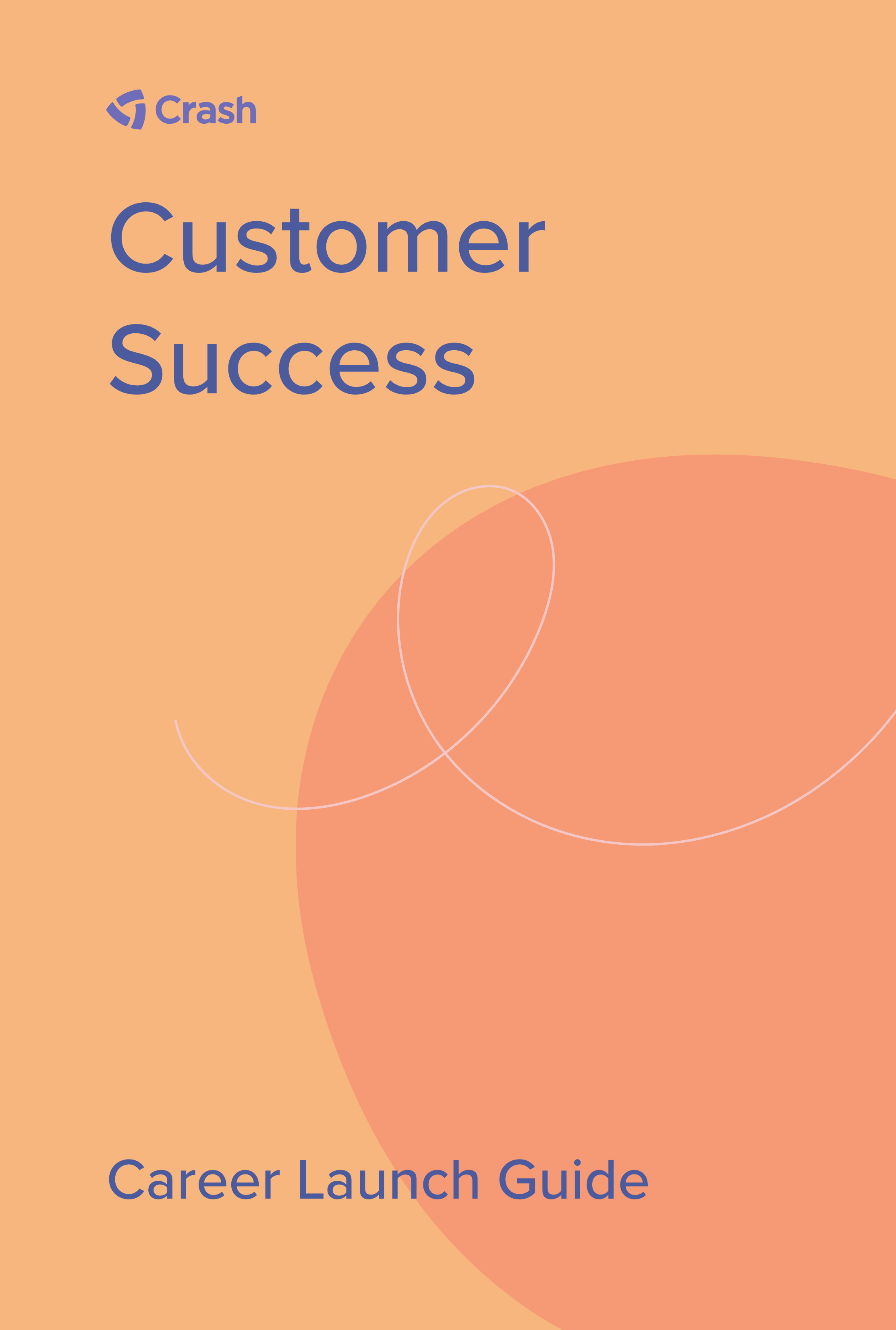 customer success crash guide cover image