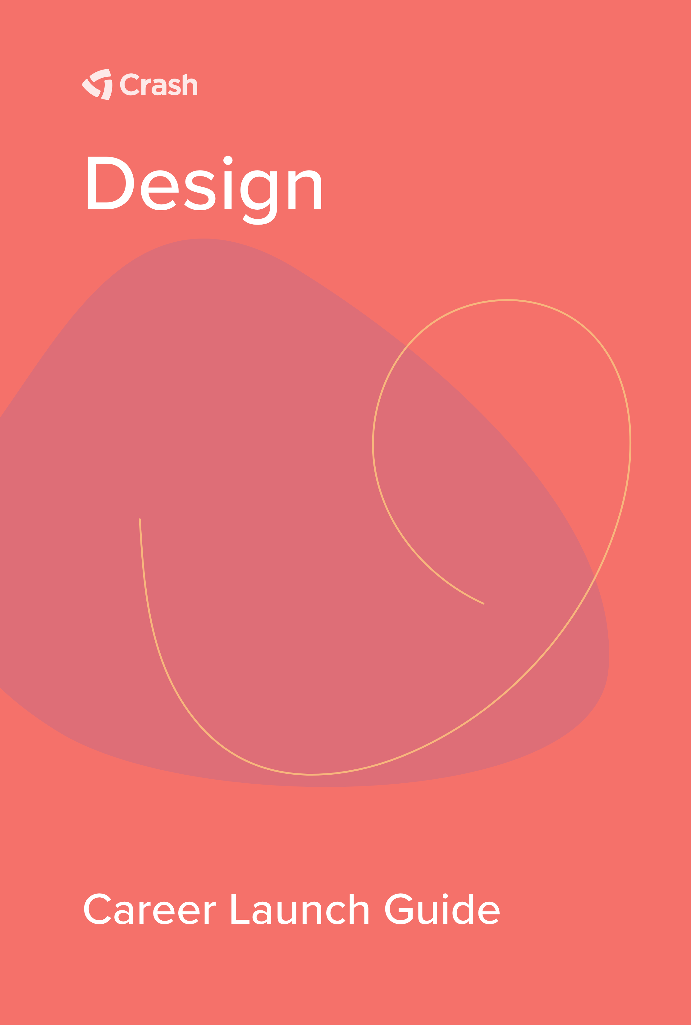 design careers crash guide cover image
