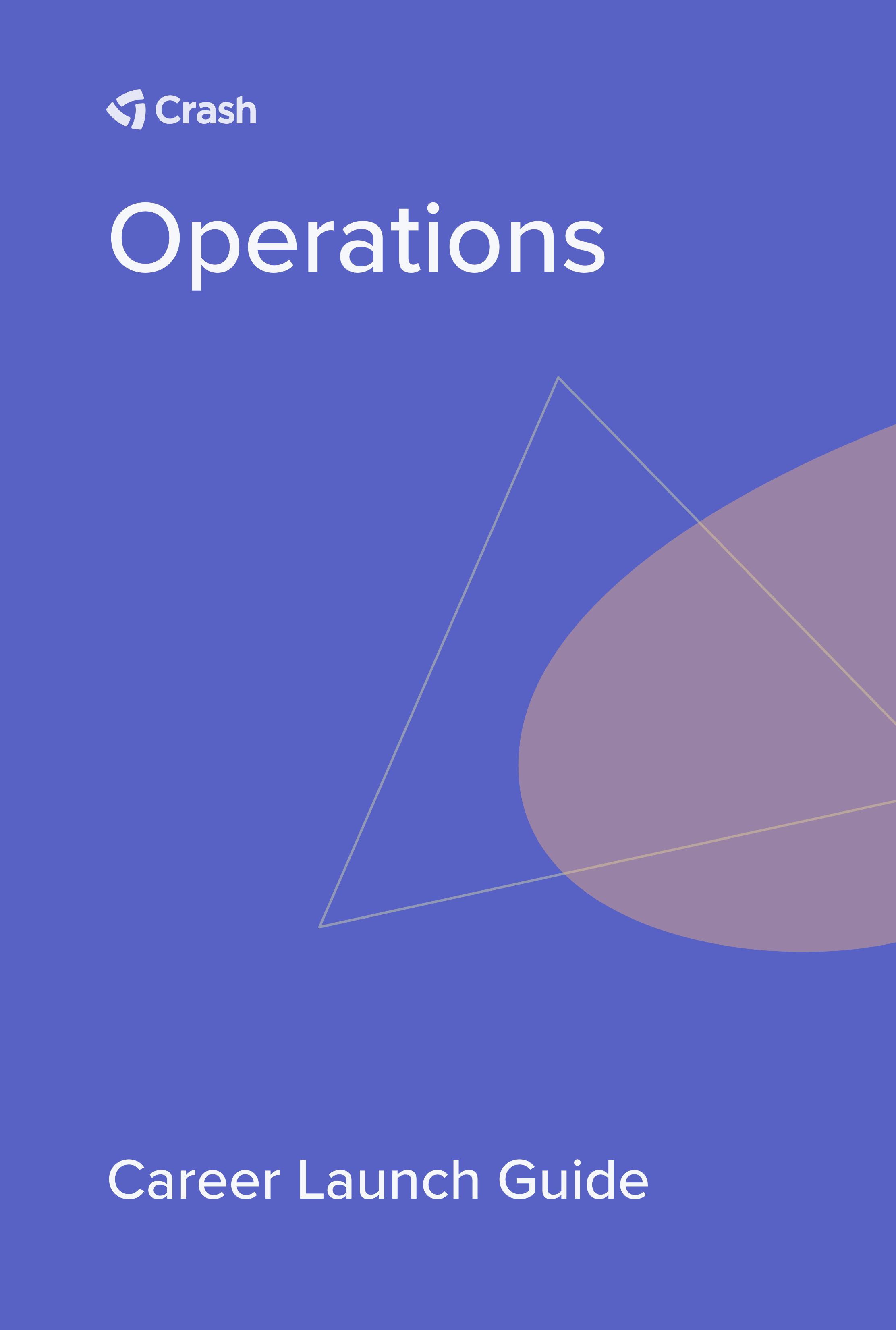 operations careers crash guide cover image