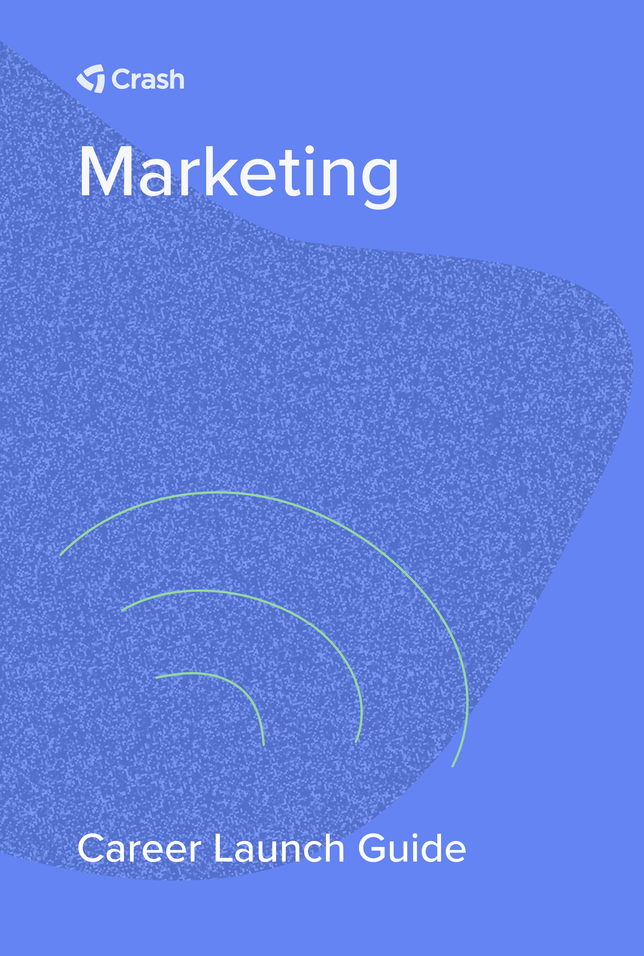 marketing career crash guide cover image