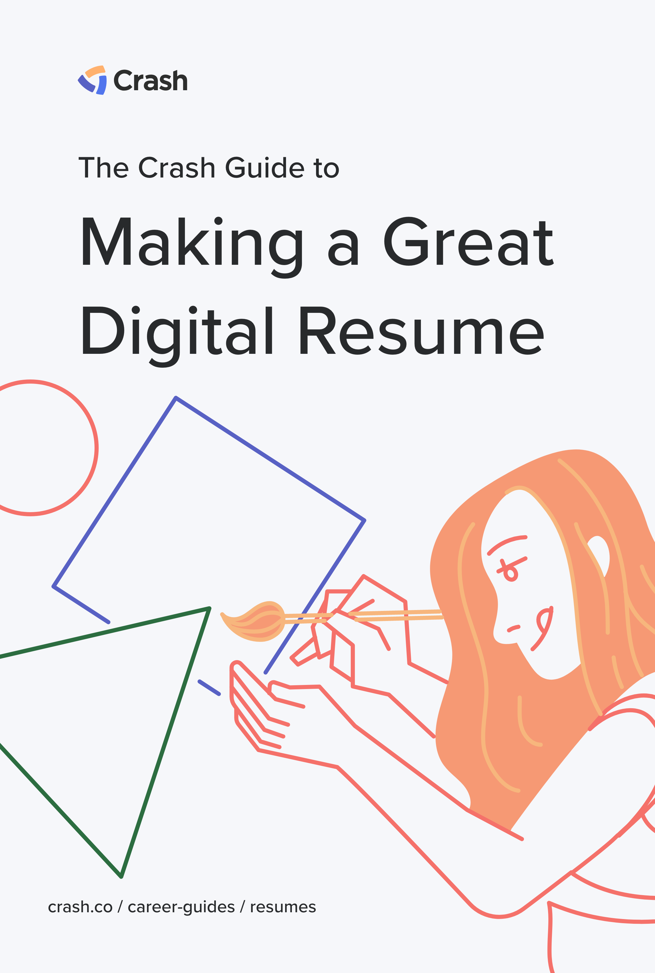 resumes crash career guide cover image