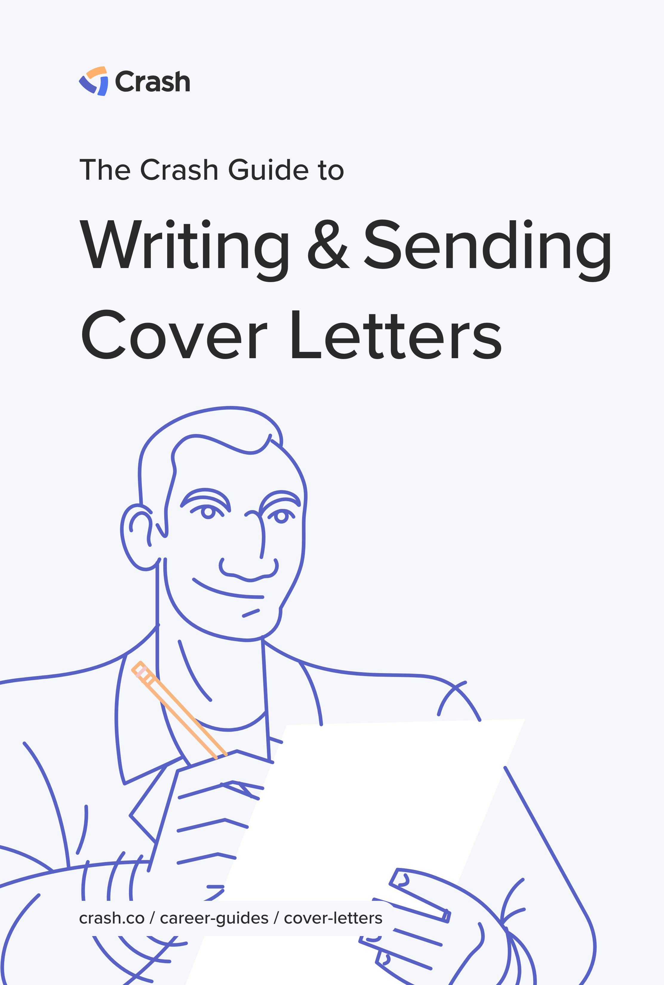 cover letters crash career guide cover image