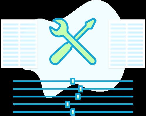 Custom digital business processes