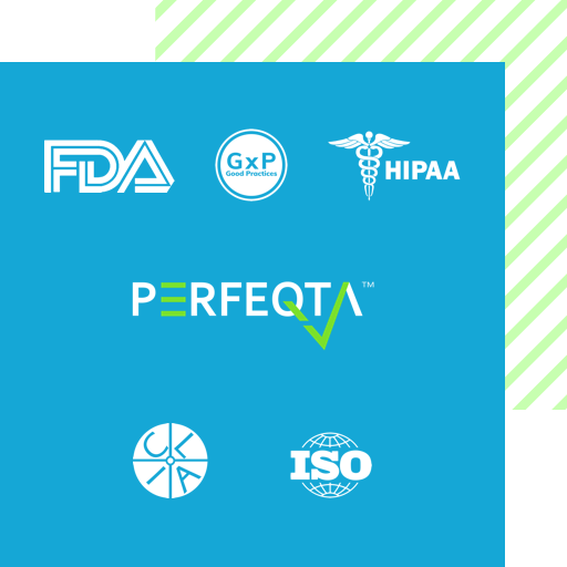 PERFEQTA helps highly regulated industries manage compliance