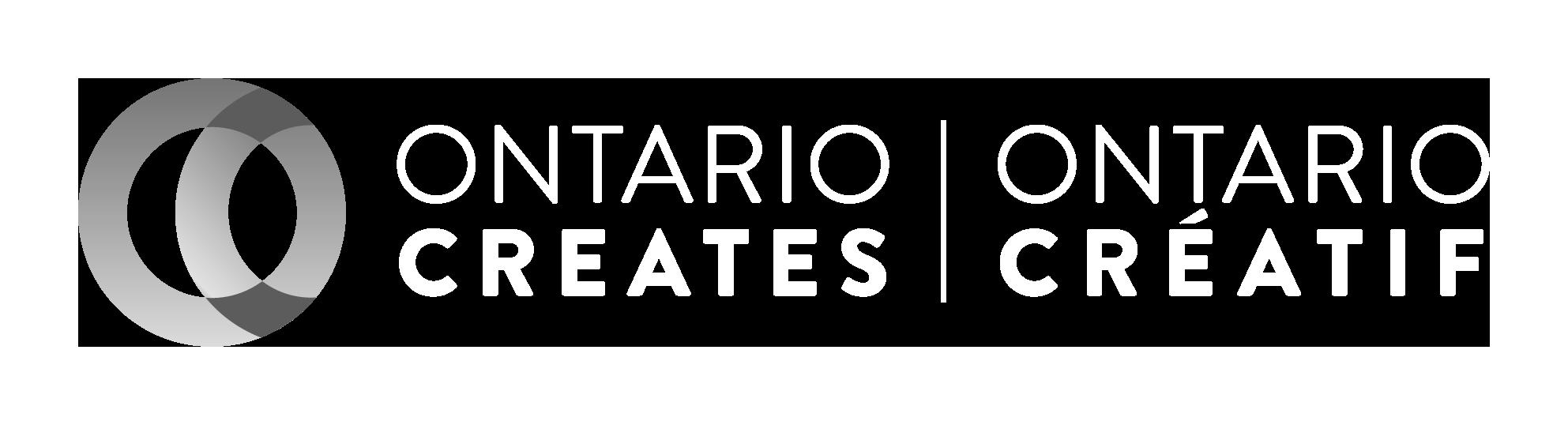 Ontario Creates Logo.