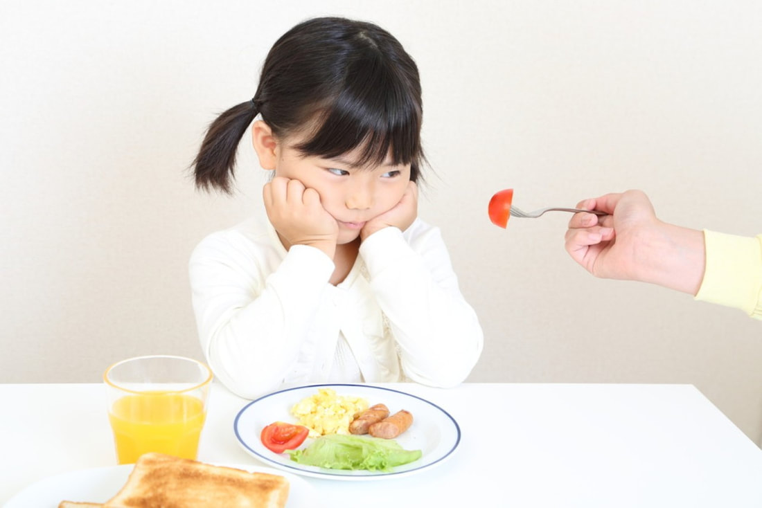 Trẻ biếng ăn thường có biểu hiện gì?
