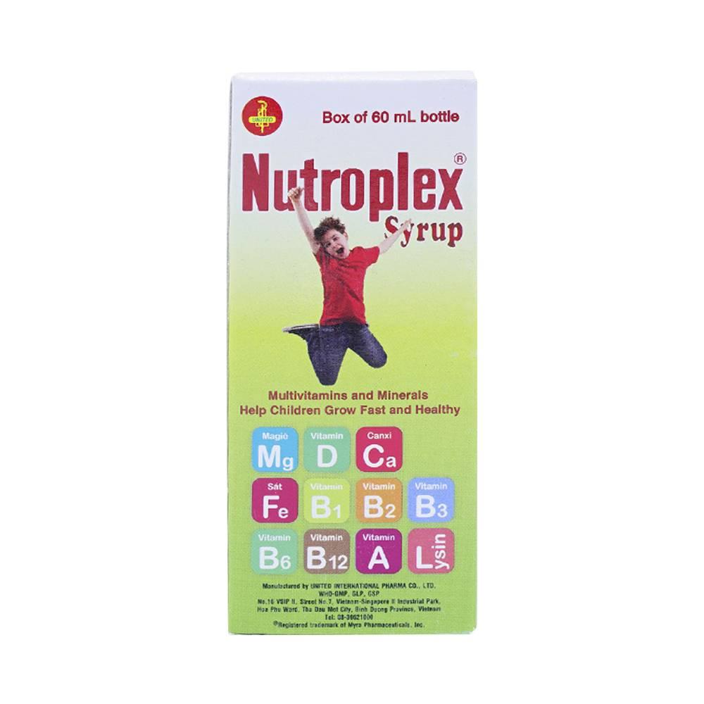 Nutroplex Syrup