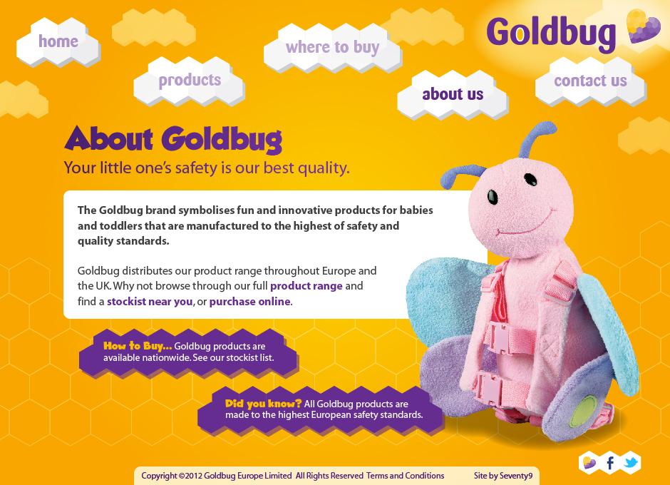 About Goldbug