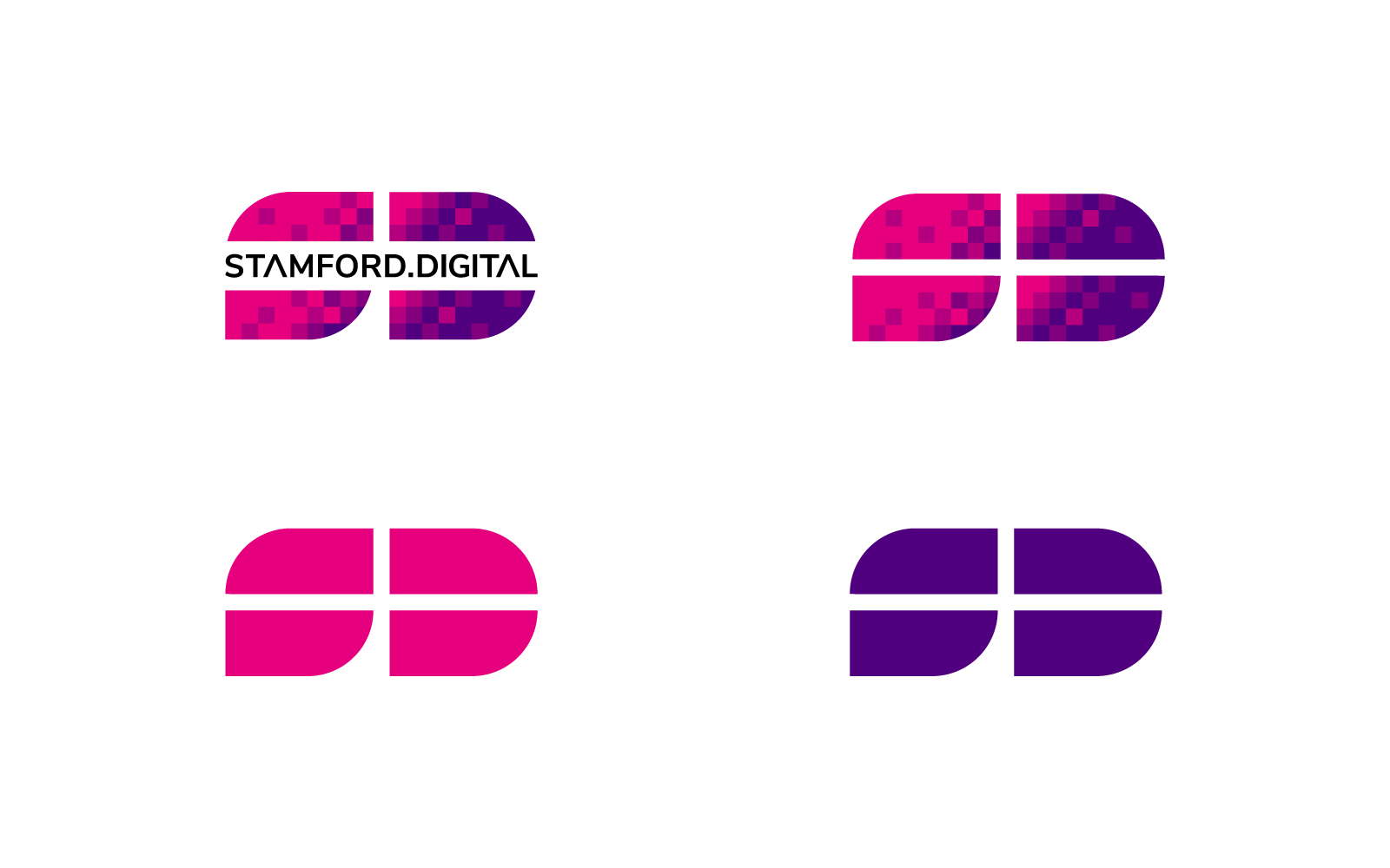 Flexible logo options
