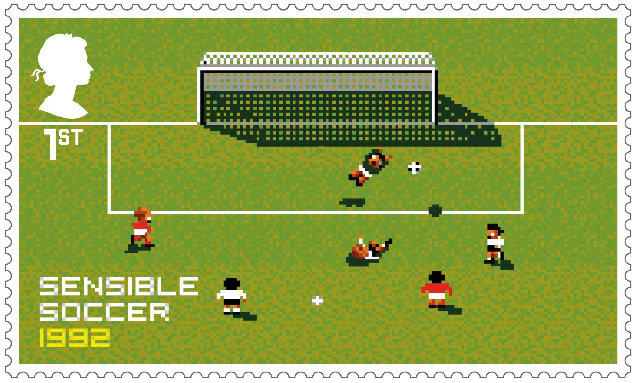 Sensible Soccer 1992