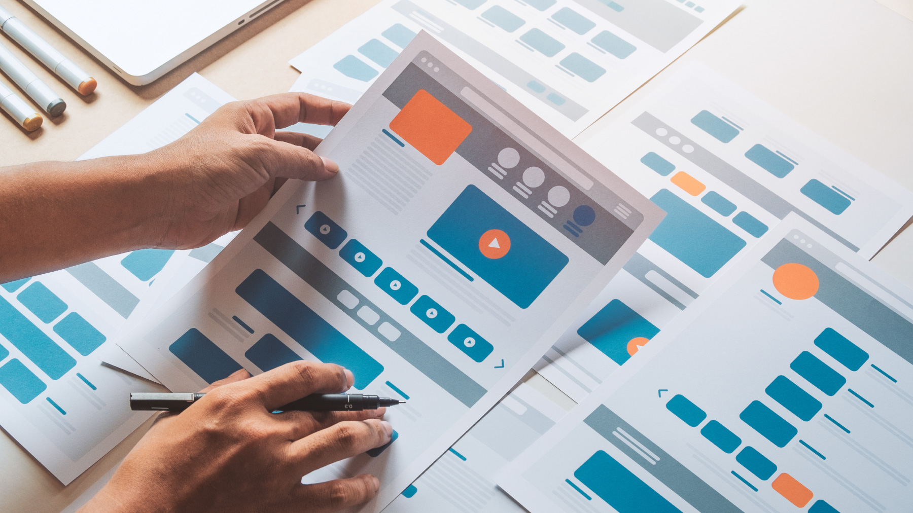 How UX research can inform branding and design