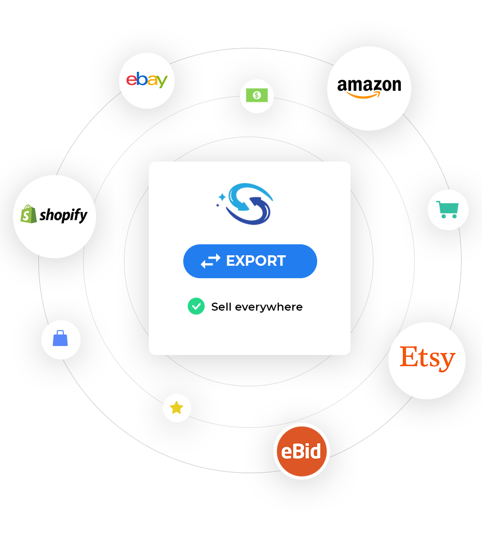 exportyourstore multi channel selling software